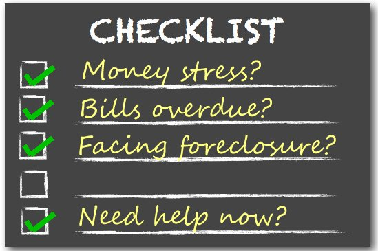 Financial Checklist