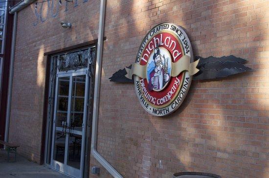 Highland Brewery, NC
