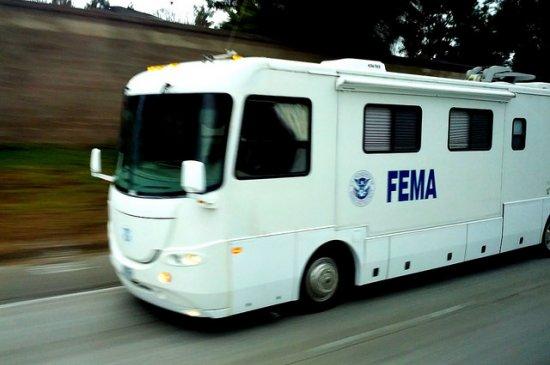 FEMA scam