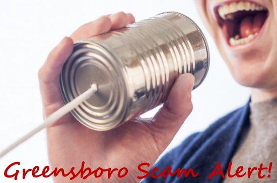 Greensboro scams