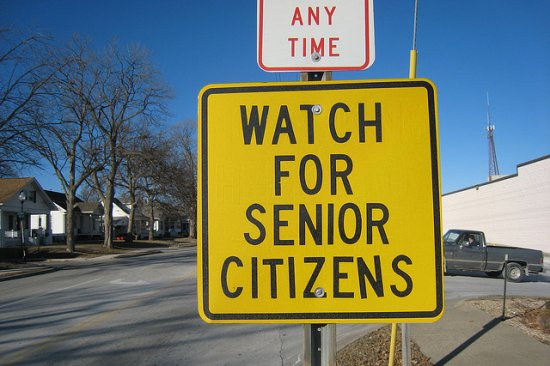 Seniors should be careful
