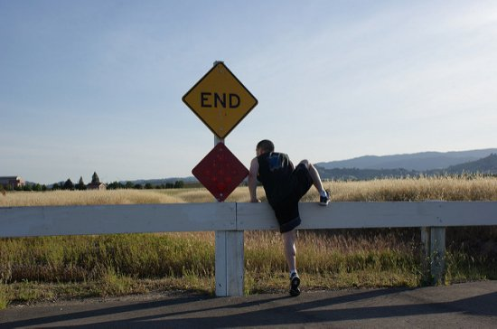 Move past a dead end
