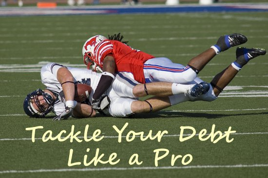 Tackle your debts