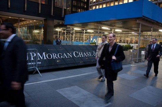 JMorgan Chase