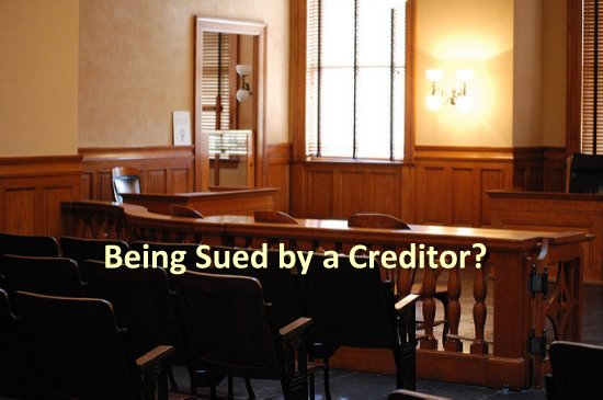 Debt lawsuit