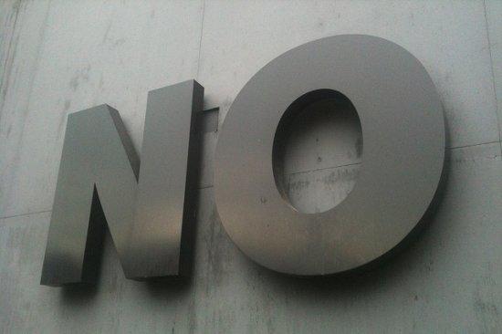 No, no, no