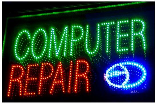 Computer repair in Garner