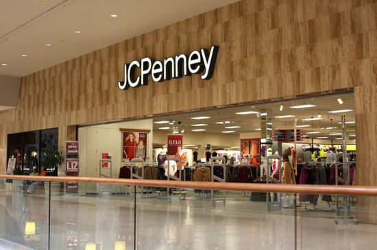 JC Penney store in Wilmington, NC