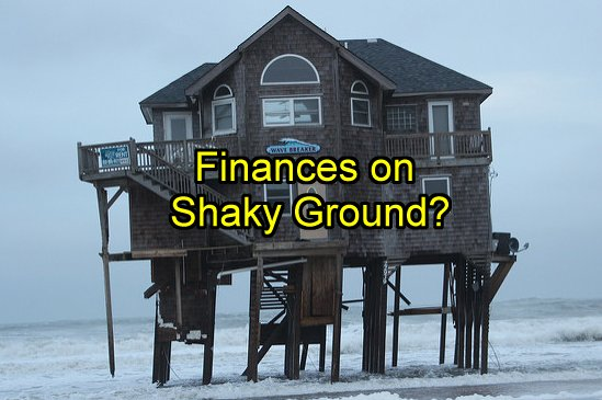 Bankruptcy can help shore up shaky finances