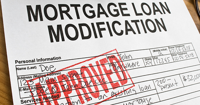 North Carolina Mortgage Modification