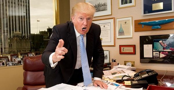 Donald Trump went bankrupt