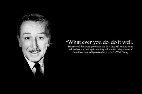 Walt Disney filed for bankruptcy