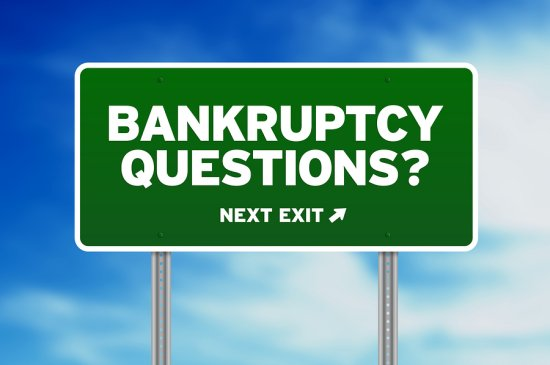 Bankruptcy counseling questions