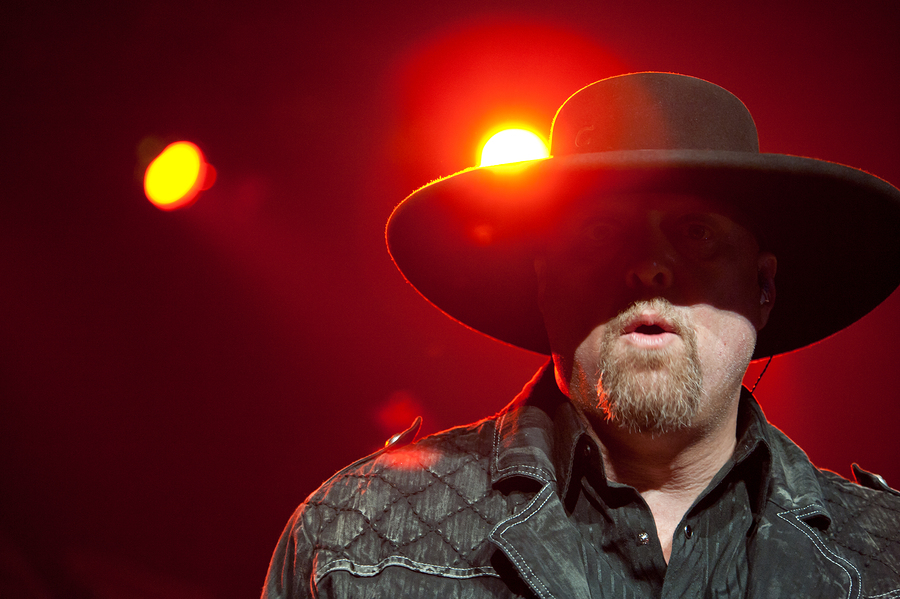 Eddie Montgomery of country duo Montgomery Gentry
