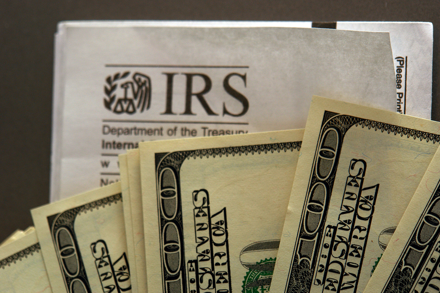 The IRS wants your money