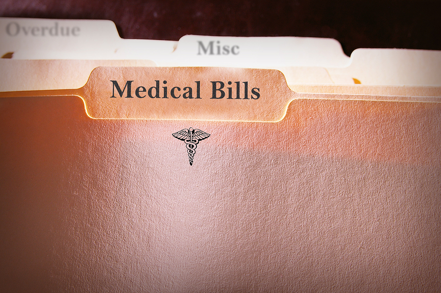 Medical bills can mean financial disaster