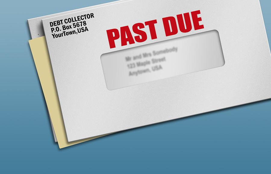 Beware of shady debt collection tactics