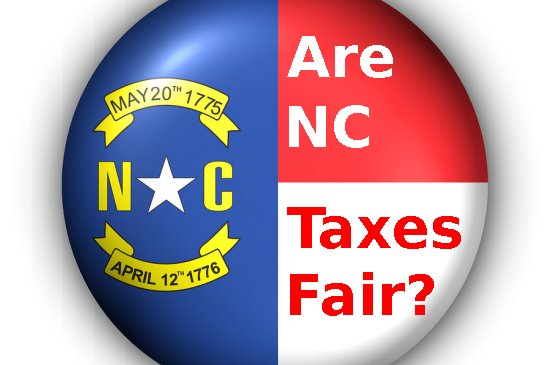 North Carolina taxes
