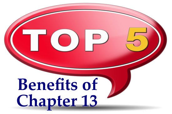 Benefits of Chapter 13