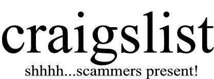 Craigslist scams you have to watch out for