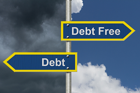 How to get debt free