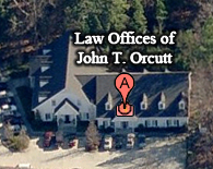 Law Offices of John T. Orcutt - Click to visit the Durham Page