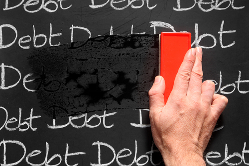 Erase your debt with a good bankruptcy attorney
