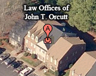 Law Offices of John T. Orcutt - Click to visit the Raleigh Page