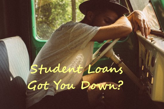 Student loan hassles