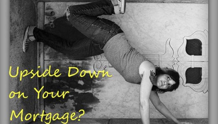 5 Options if You're Upside Down on Your Mortgage – North Carolina Bankruptcy Tips