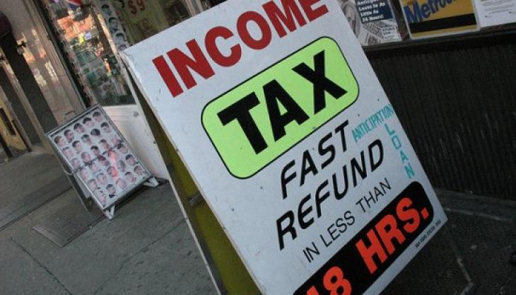 Owe Back Income Taxes? Why Bankruptcy May Be Better than Making a Deal with the IRS