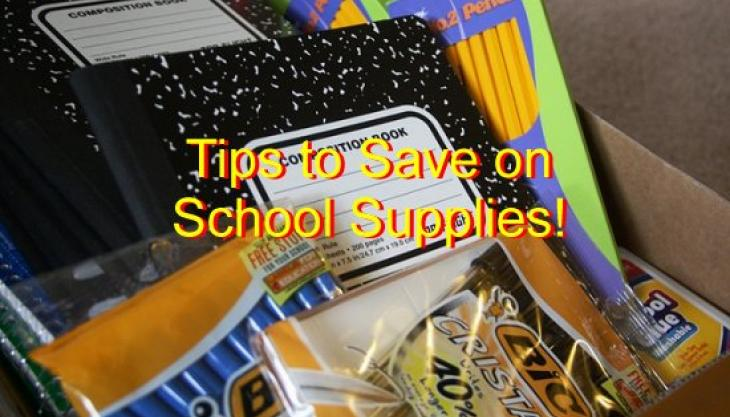 Fall is Coming Fast – 7 Tips for North Carolina Consumers to Save Money on School Supplies