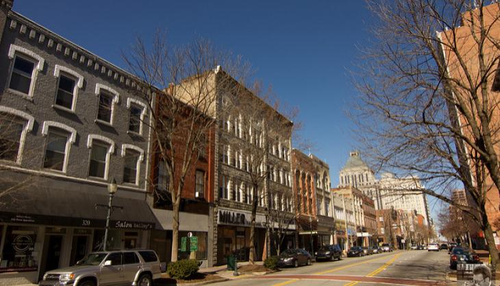 Greensboro, NC Makes Progress on Black-White Income and Unemployment Inequality - National Urban League Study Results