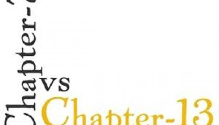 Switching From Chapter 13 to Chapter 7: Can You Change Your Mind about a Bankruptcy Chapter?