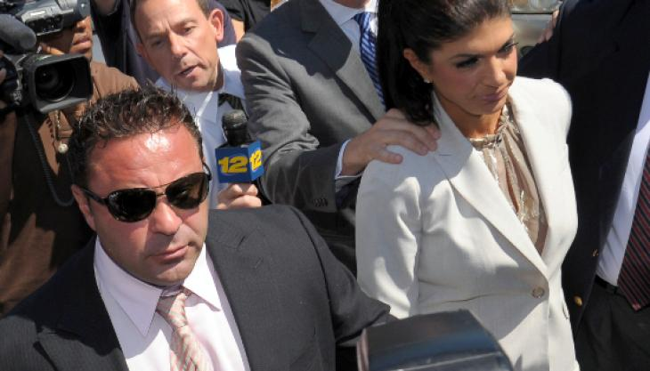 Real Housewives of New Jersey Bankruptcy Fraud Accusations!