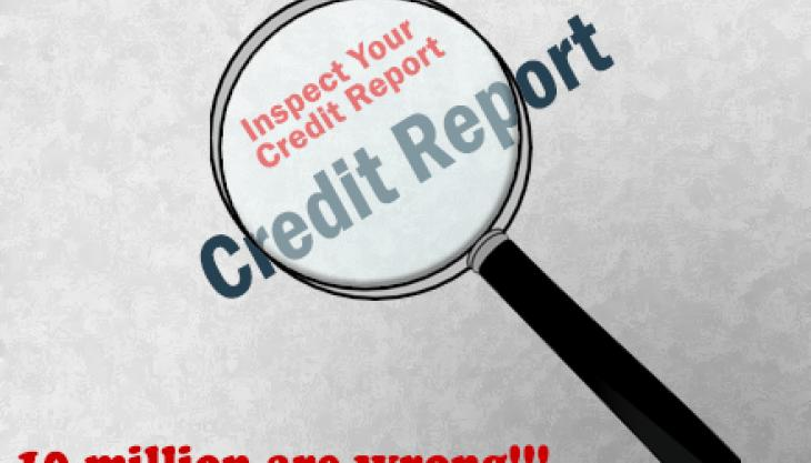 Do Your Credit Reports Have Errors?