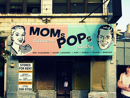 Mom and pop businesses file for bankruptcy
