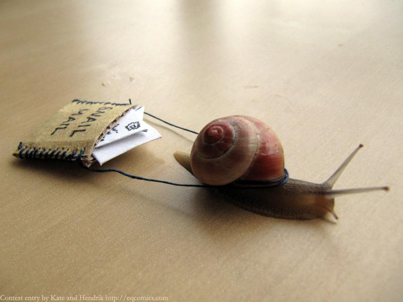 USPS snail mail